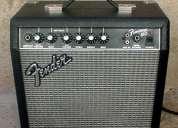 Amplificador guitarra fender