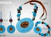 Joyas, bisuteria y accesorios artesanales de vidrio - vitrofusion