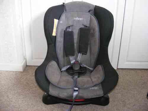 Silla de seguridad para auto Infanti