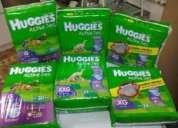Venta de pañales huggies a granel (bolsas de 240 unidades)