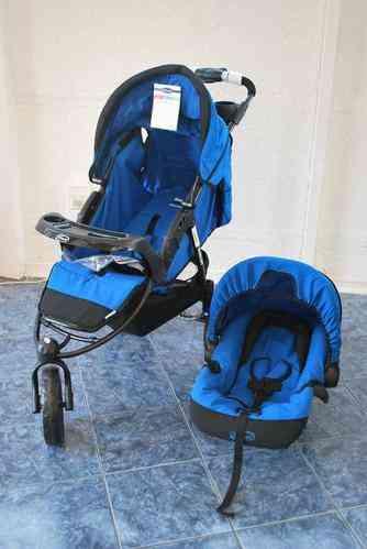 coche jogger p 52 bebesit con siila de auto para recien nacido