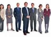 Profesionales diversas areas con y sin experiencia