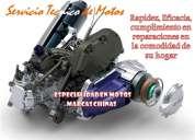 Mecánica de motos a domicilio en santiago