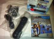 Playstation 3 mas el kit play move