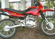 Enduro de 250cc año 2011 a 700.000