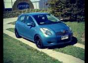 Vendo impecable toyota yaris