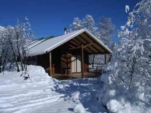 Hermosa y comoda cabaña en Las Trancas-Termas de Chillan