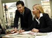 Empresa necesita abogados para la quinta región