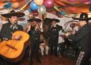 Toda la musica en vivo sal y tequila mariachis artistas