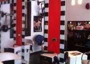 Arrien peluqueria completamente equipada, antofagasta