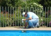 The pool crew - mantención y servicios para piscinas