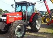 Tractor massey ferguson 4255 como nuevo!