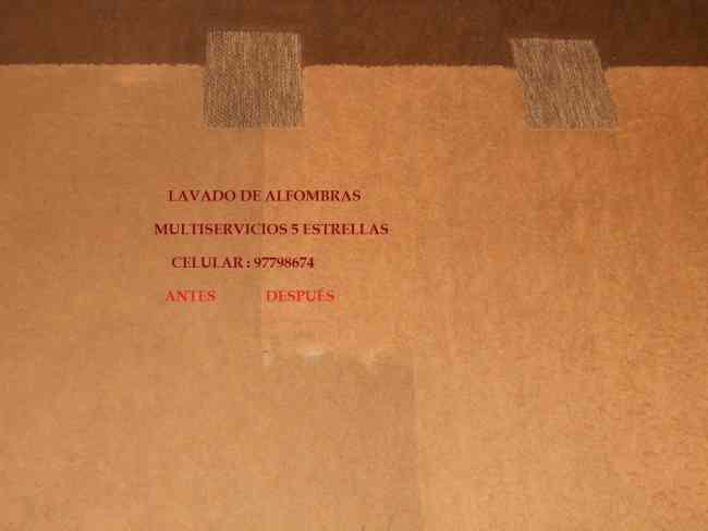 Lmpieza alfombra todo el año :997798674 Viña Concon VALPARAISO Y+