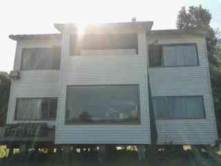 Cambio amplia propiedad en Chillan por casa en Valparaiso o Temuco