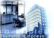 Empresa necesita personal en distintas Áreas