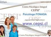 Cepsi ® centro psicológico integral - Área psicología