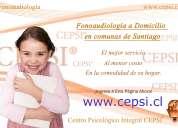 Cepsi ®. Área fonoaudiología