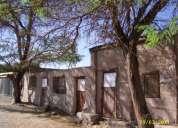 Terreno en pueblo la huayca