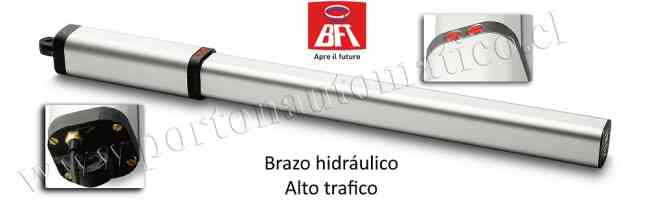 BRAZO HIDRAULICO ALTO TRAFICO