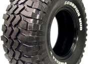 Neumáticos pirelli scorpion mud 31 x 9,5 aro 15