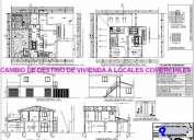 Estudiante de arquitectura en practica
