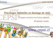 Cepsi ®. psicólogos infantiles en santiaqo chile