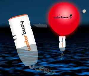Boya o Sistema de Flotacion Automatica WaterBuoy Hasta 1 Kilo de Peso