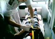 Auxiliares o asistentes de enfermería para domiclios