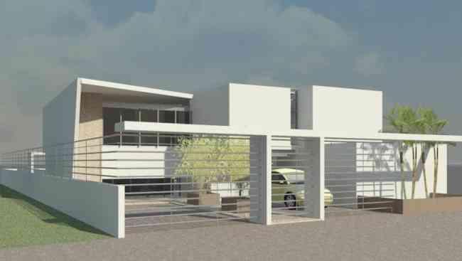 Construcci n casas mediterraneas constructora dubai for Casas prefabricadas mediterraneas