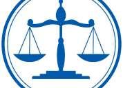 Personal para estudio jurídico