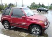 Vendo mi jeep
