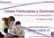 Clases particulares a domicilio cepsi ®.