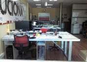 Secretaría recepcionista y administrativa.-