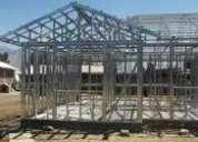 Realizo construcciones en metalcon especialista