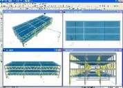 Ingeniero estructural proyectista