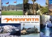 Tour, transfer, y excursiones en santiago de chile