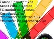Producciones el pasillo - filmación y grabación para eventos