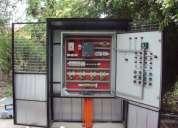 Instalaciones eléctricas domiciliarias e industriales.