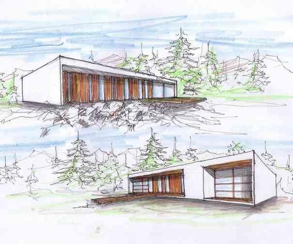 Trabajos de Arquitectura y Construcción
