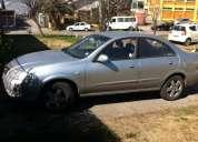 Vendo auto samsung modelo full año 2011
