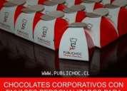 Publichoc - chocolates  personalizados