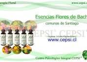 Esencias flores de bach en santiago flores de bach cepsi ®