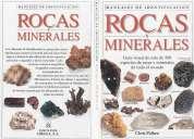 Geología manual de identificación de rocas y minerales