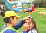 La mejor entretenciÓn para el cumpleaÑos de tus hijos