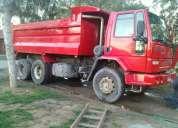 Camión ford cargo modelo 2831, rojo, año 2006, 14 mtr