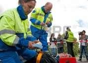 Paramedicos para eventos deportivos y musicales,capacitacion en p auxilios.