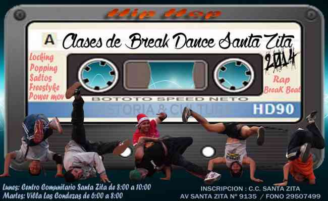 clases de break dance