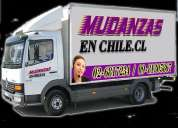 Mudanzas en santiago- rapida y buen precio 26817234