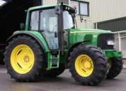 Tractor agrícola john deere 6320 power quad