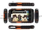Smartphone todoterreno antigolpes, antilluvia, antipolvo